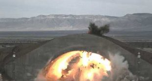 Bunker Buster Bomb in action - How Bunker Busters Work