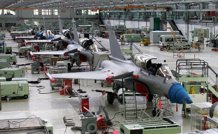 INDIA will receive First Rafale Fighter jet from Dassault in September 2019