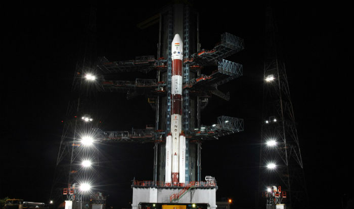 ISRO launches 6th satellite of the IRNSS series.