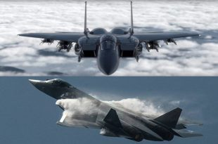 How is USAF planning to USE F-15 To beat Su57?
