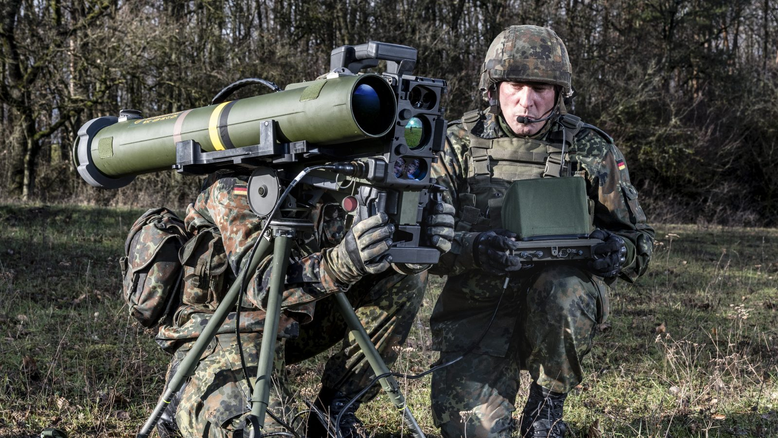 Spike Missile System