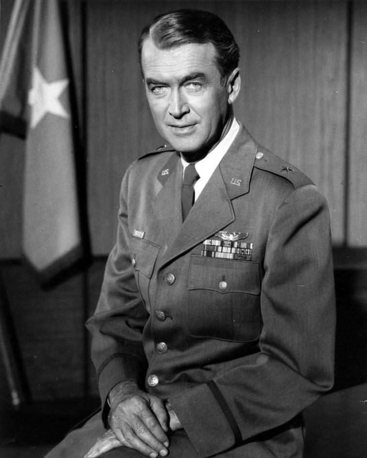 Brigadier General James M Stewart