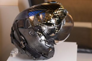 F-35 New Generation Super Smart Helmet