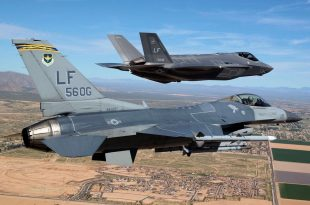 F-16 SHOT DOWN F-35A AT RED FLAG
