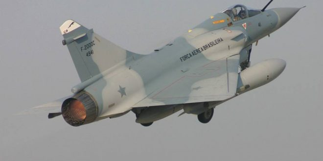 Resultado de imagen para Brasil vende el excedente de los Mirage 2000