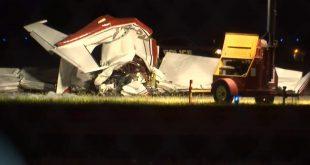 2 Dead in a Piper PA-24 Comanche Aircraft crash at Palatka Municipal Airport