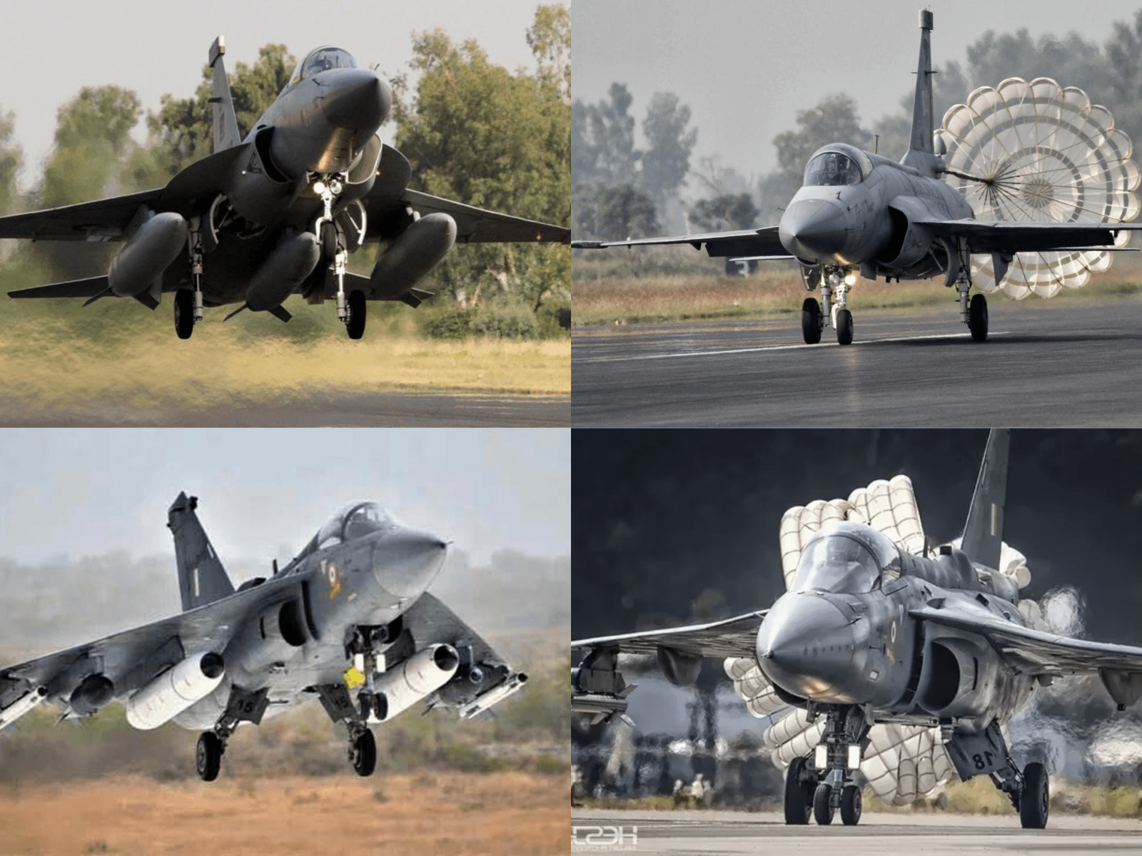 INDIA HAL Tejas vs PAKISTAN JF-17 Thunder
