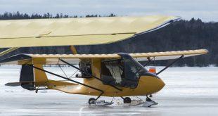 One Dead in a Quad City Challenger II aircraft crash near Talon Lake