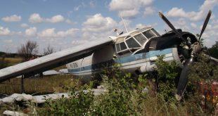 5 Dead and 2 injured in an Antonov An-2 crash near Kamako, Congo