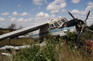 5 Dead and 2 injured in an Antonov An-2 crash near Kamako, Congo