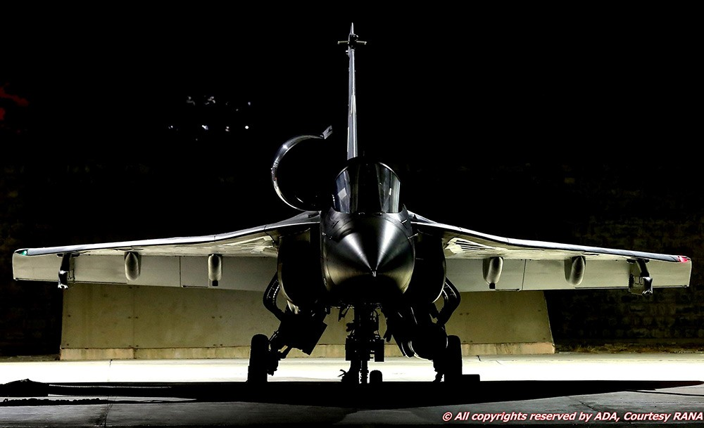 What stage is DRDO at with regards to developing Jammer for Tejas?
