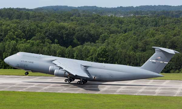 Analysis and video of C-5 Galaxy crash at Dover Air Force Base 2