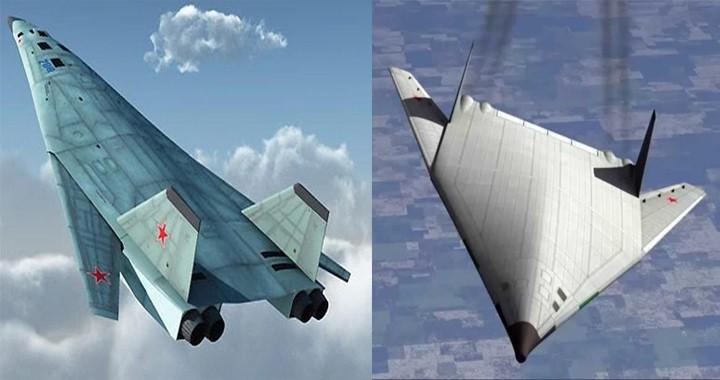 After PAK-FA, Brace yourself for Russian Tupolev PAK-DA MACH 5 Stealth Bomber