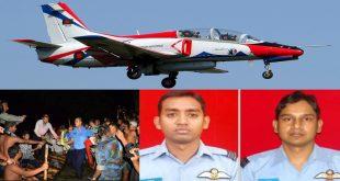 Bangladesh Air Force K-8W training aircraft crashed in Jessore, kills both pilots