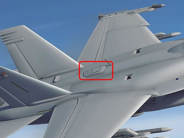 F/A-18 Hornets Are Getting New Jamming-Resistant GPS Antennas 1