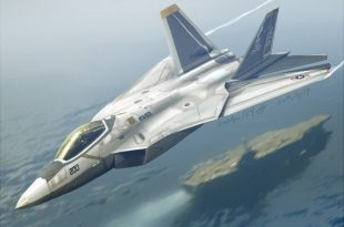 Carrier borne F-22
