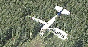Cessna 172 small plane crash in Jackson County