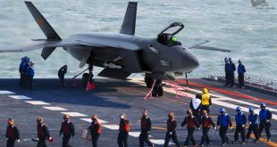 China working on a new Stealth fighter jet for aircraft carriers to replace its J-15s 1