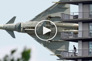 Eurofighter Typhoon Low level Flying videos