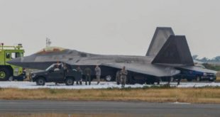 Here's List of All F-22 Raptor Crash So far