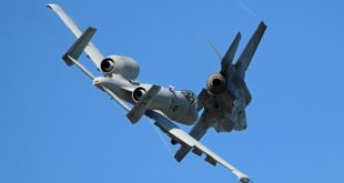 USAF Hiding Result of Its Controversial Flyoff Between the A-10 and F-35