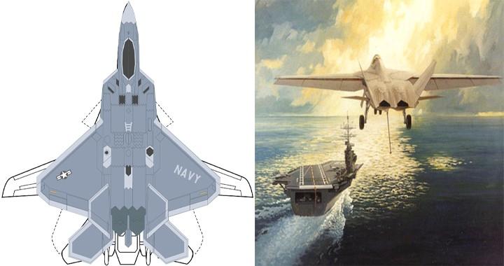 F22N Sea Raptor