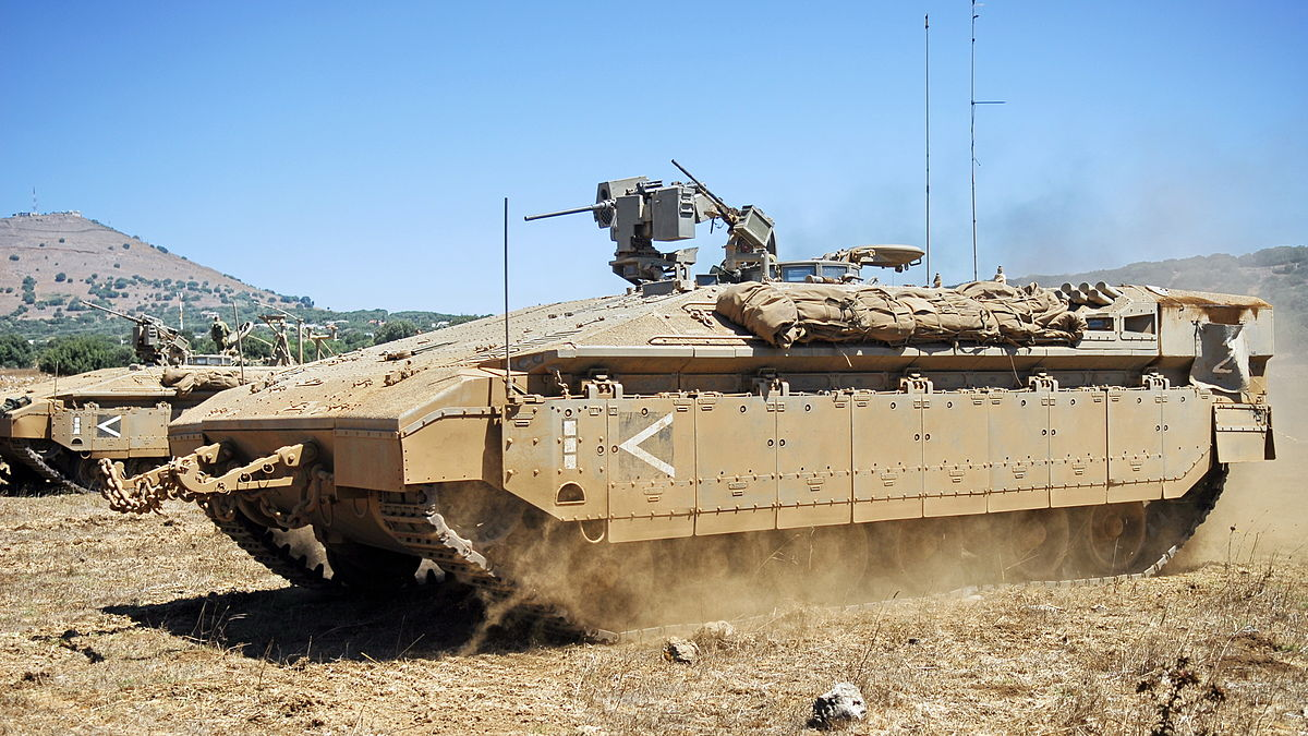 Namer Armored Personnel Carrier