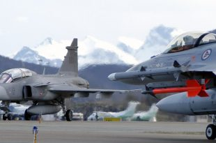 Slovakia picks F-16 over Gripen to replace ageing MiG-29s
