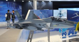 SOUTH KOREA SET TO BUILD ITS OWN FIGHTER JET