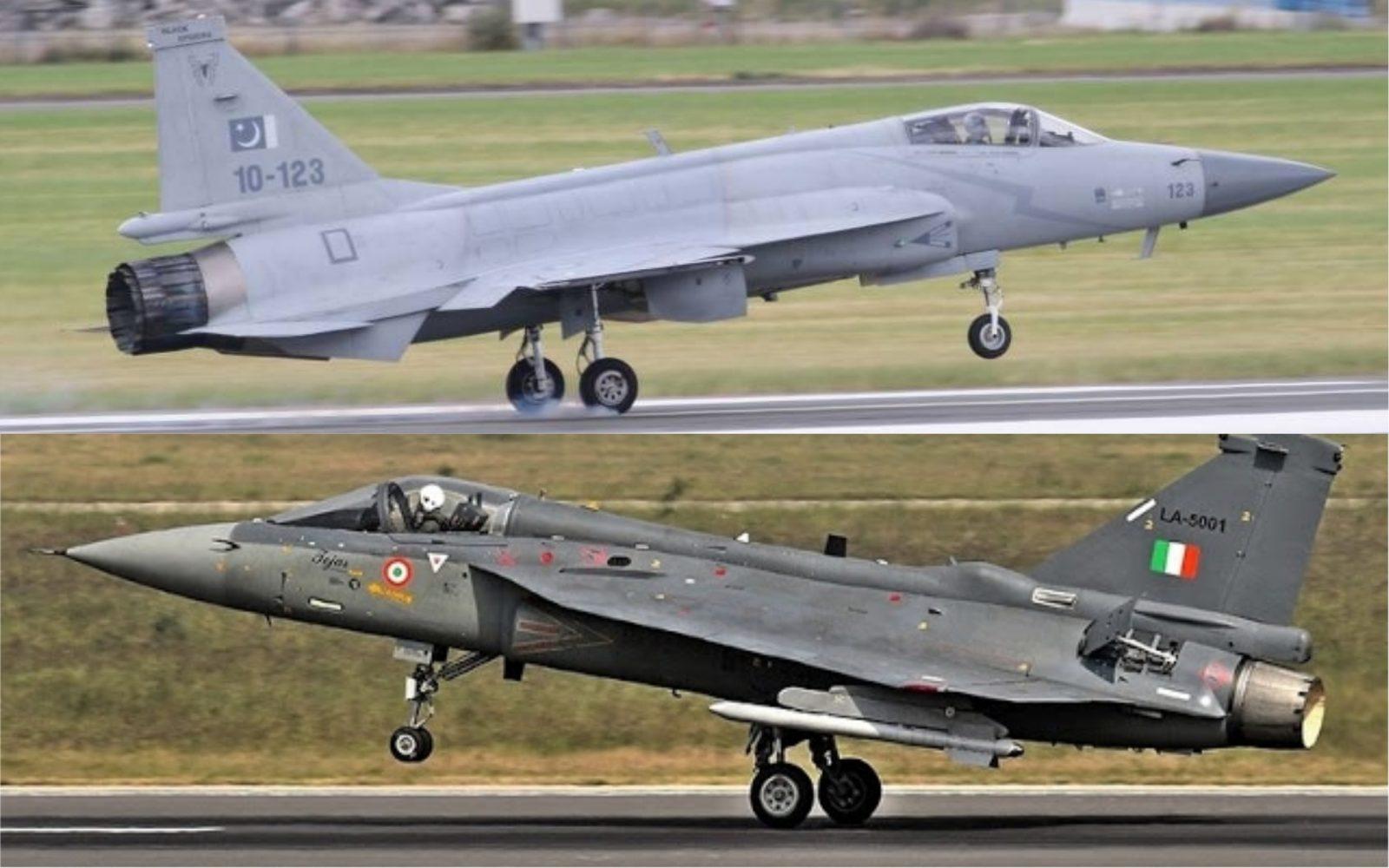 INDIA HAL Tejas vs PAKISTAN JF-17 Thunder | Fighter Jets World