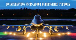 10 Interesting Facts about Eurofighter Typhoon