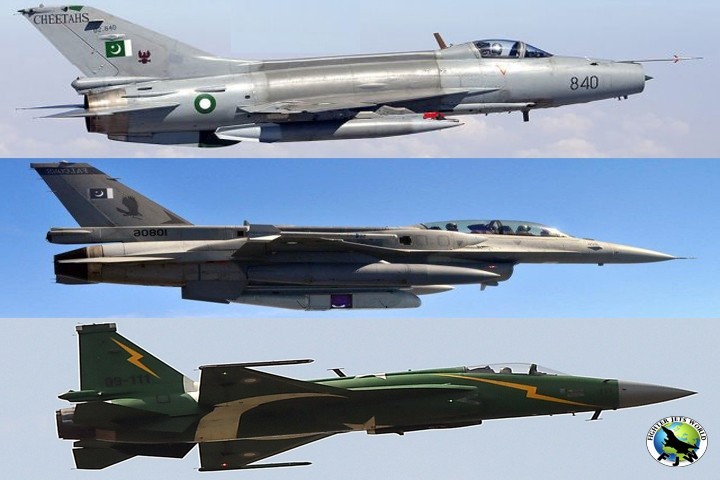 JF-17 Thunder Fighter Jet : A MiG-21/F-16 Hybrid | Fighter