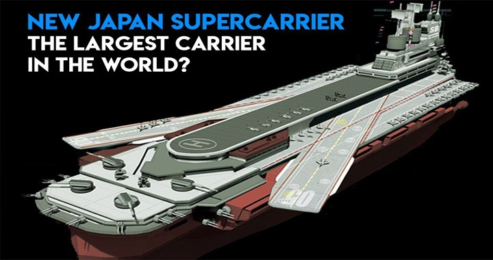 Building New Us Navy Aircraft Carrier