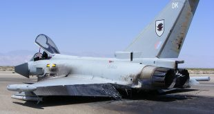 List of All Eurofighter Typhoon Crash So far