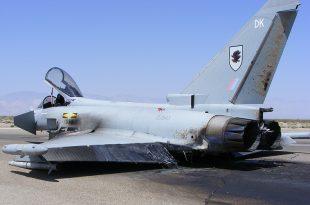 List of All Eurofighter Typhoon Crash So far