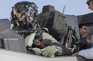 New F-35 Pilots Dress For Chemical and Biological Warfare4