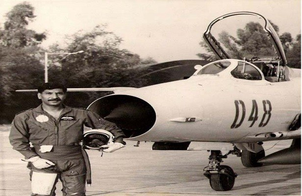 Sattar Alvi: Rewarded PAF pilot who shot down an Isreali Mirage while flying a Syrian MiG-21