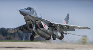 Polish MiG-29 Fighter jet crash in northern Poland kills fighter pilot