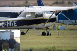 President of the Belvès flying club Died in Cessna 172 Crash