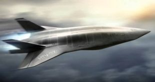 Lockheed Martin SR-72 Mach 6 Hypersonic strike aircraft