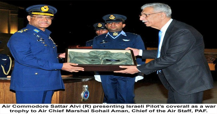 Sattar Alvi: PAF Pilot Who Shot down an Isreali Mirage while flying a Syrian MiG-21