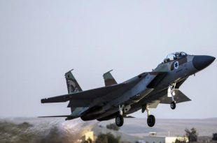 Israel launches air strikes on Gaza Strip