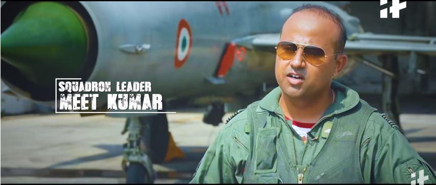 Squadron Leader Meet Kumar1