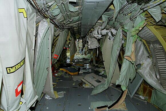 When a Boeing KC-135 Stratotanker Exploded due to a Stupid Mistake 1