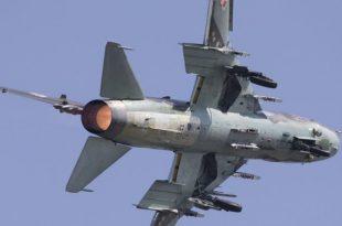 Vietnam Sukhoi Su-22 crash
