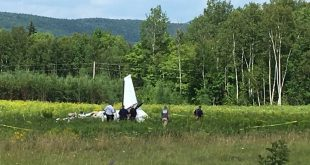 Three dead in plane crash at Greenville Municipal Airport