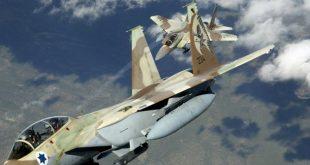 Syria Claims Their Air Defenses Struck an Israeli Plane