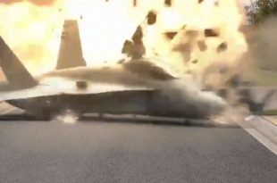 Video of F-18 Crash at El Toro Air Show