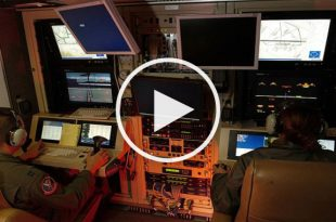 Videos of Airmen Piloting a MQ-1 Predator Drone
