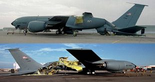 When a Boeing KC-135 Stratotanker Exploded due to a Stupid Mistake 4